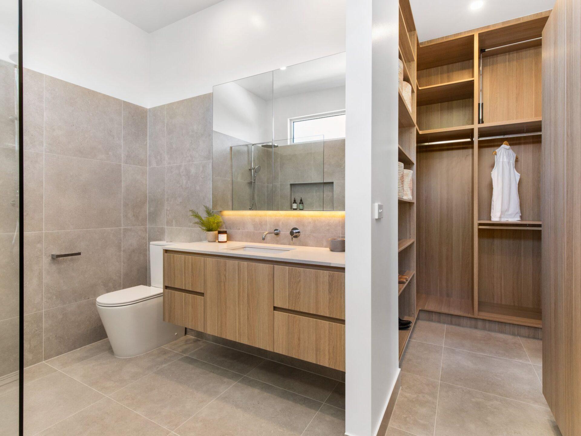 Bathroom Cabinet Renovations - Bayview Renovations