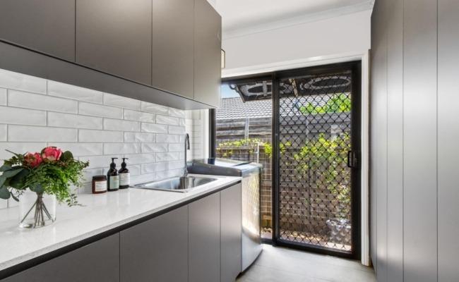 Elegance In Kitchen Interior - Bayview Renovations in Braeside, VIC