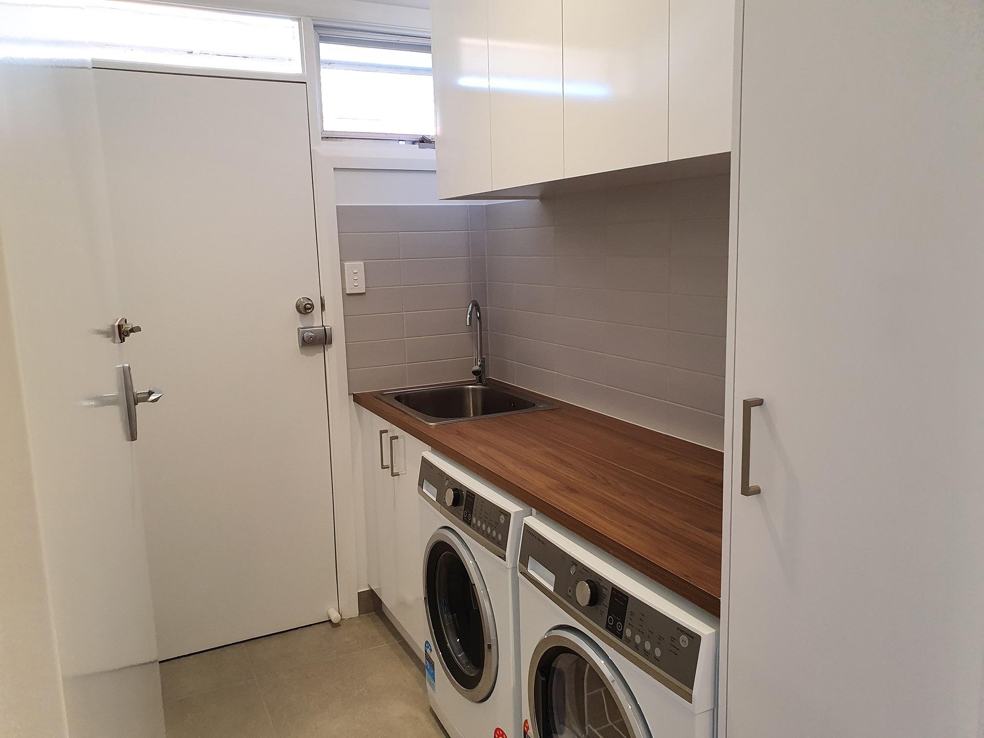 Sink & Laundry Renovations - Bayview Renovations