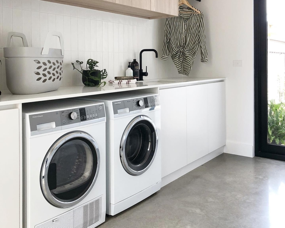Laundry Room Renovation - Bayview Renovations in Braeside, VIC