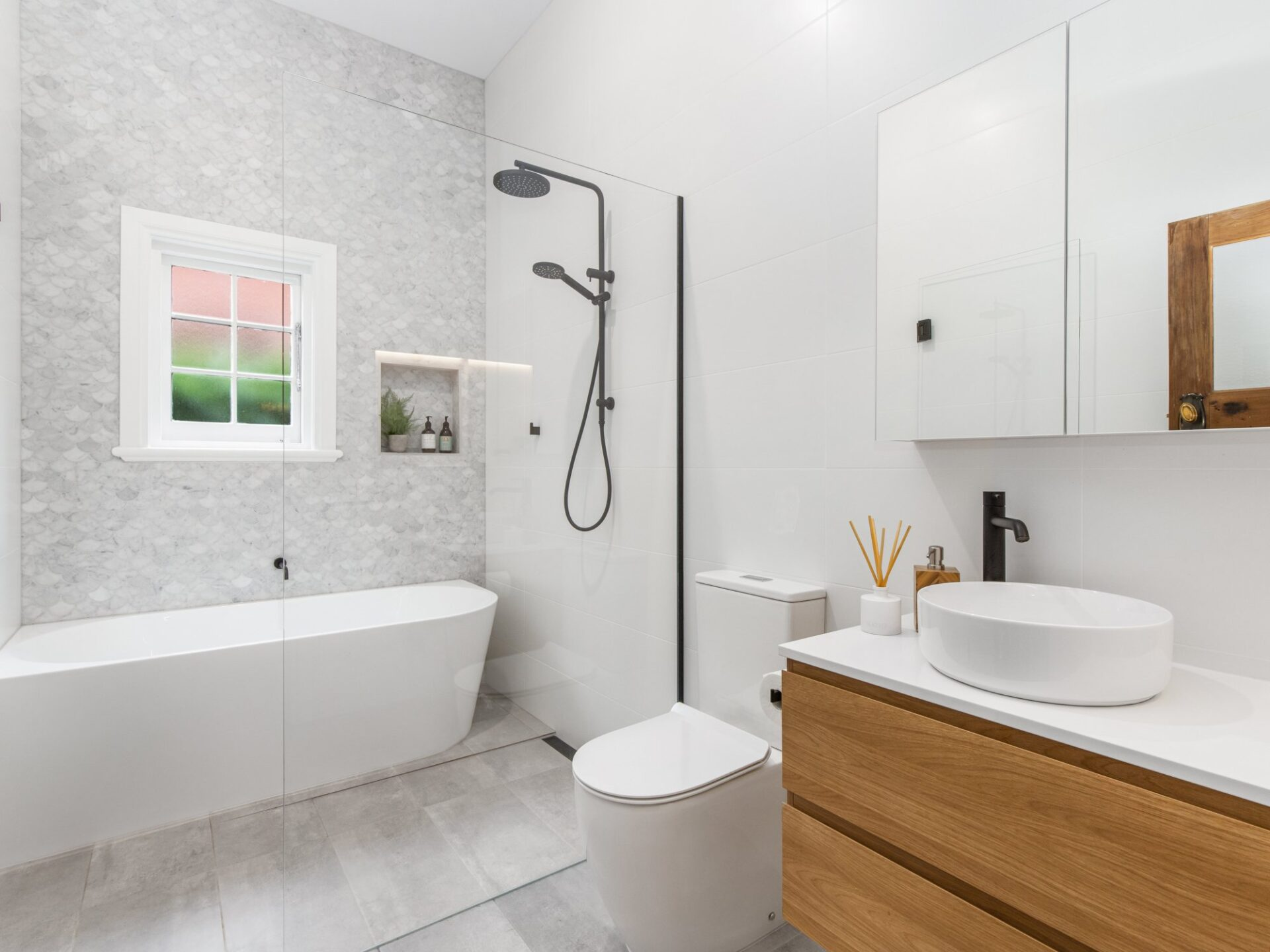 Bathroom Renovations Services - Bayview Renovations