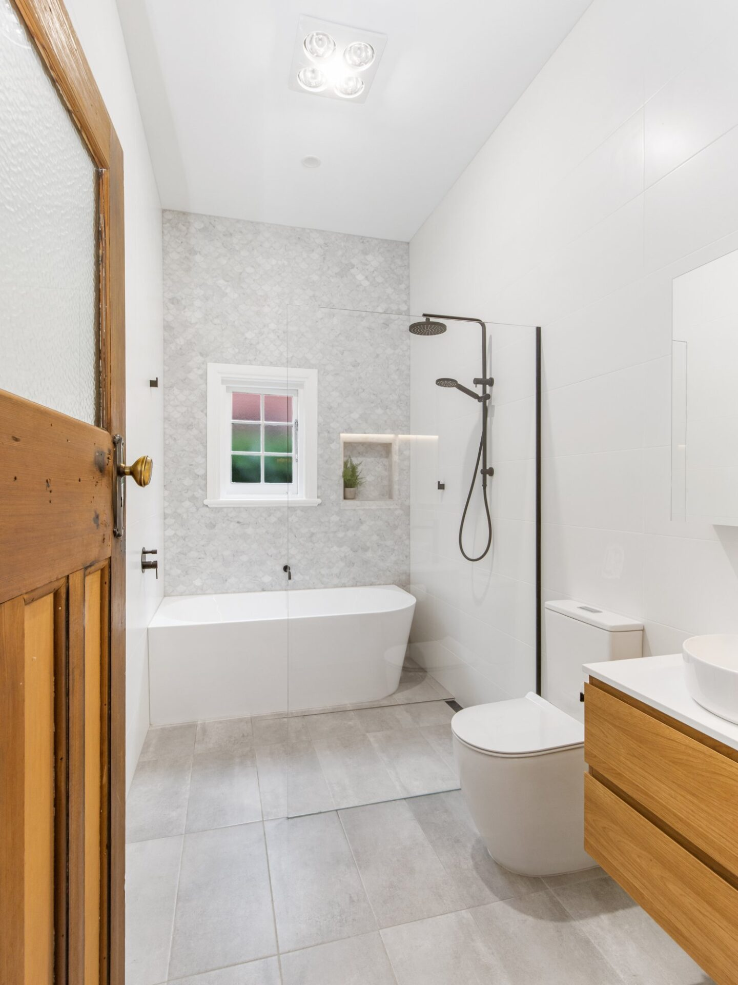 Bathroom Renovations Services by Bayview Renovations