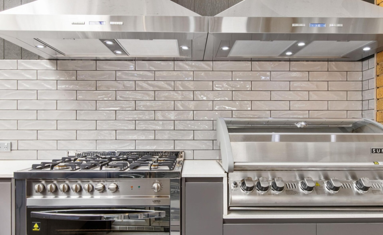 Gas Stove Renovations by Bayview Renovations