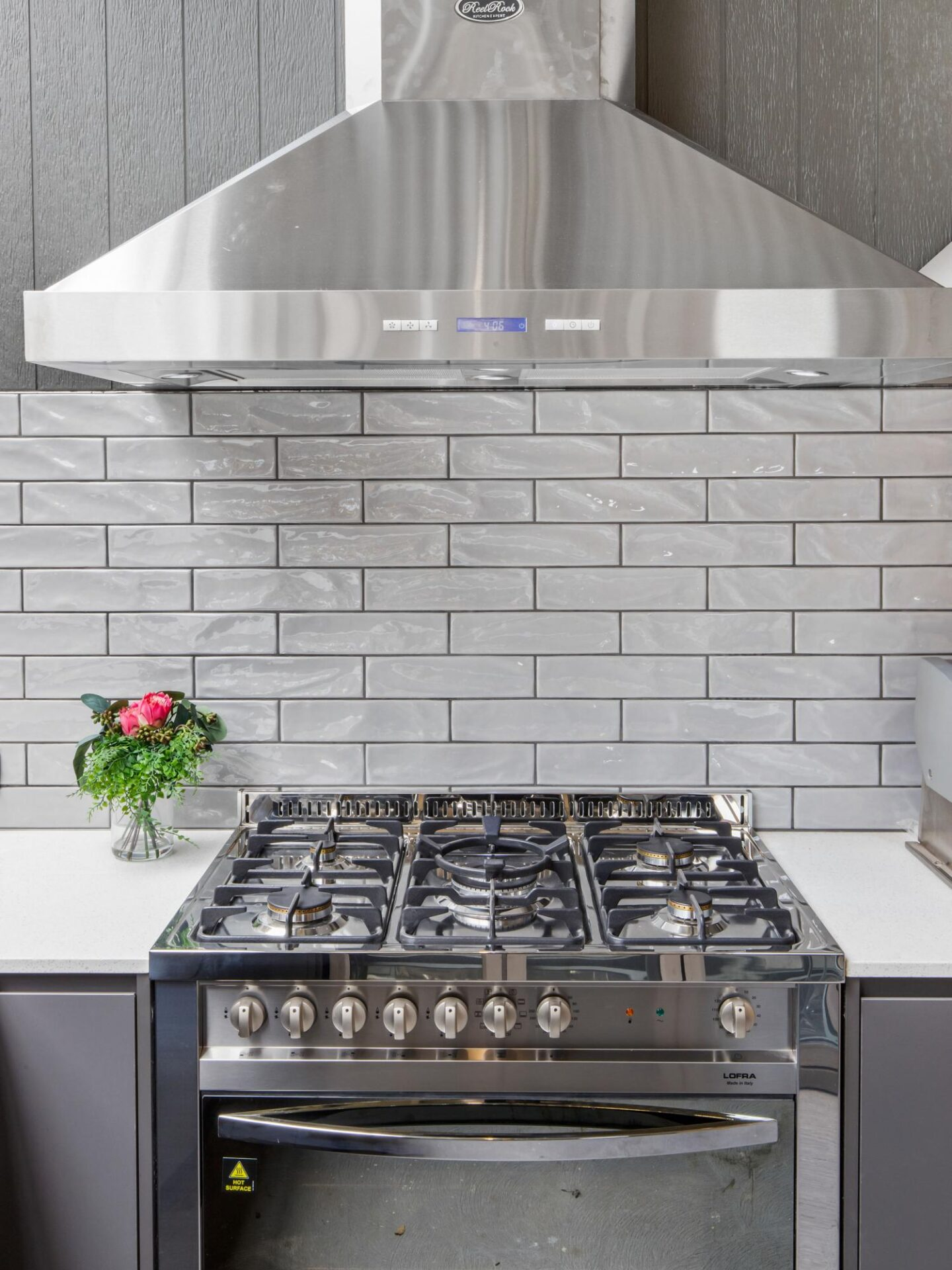Gas Stove Renovations Services by Bayview Renovations
