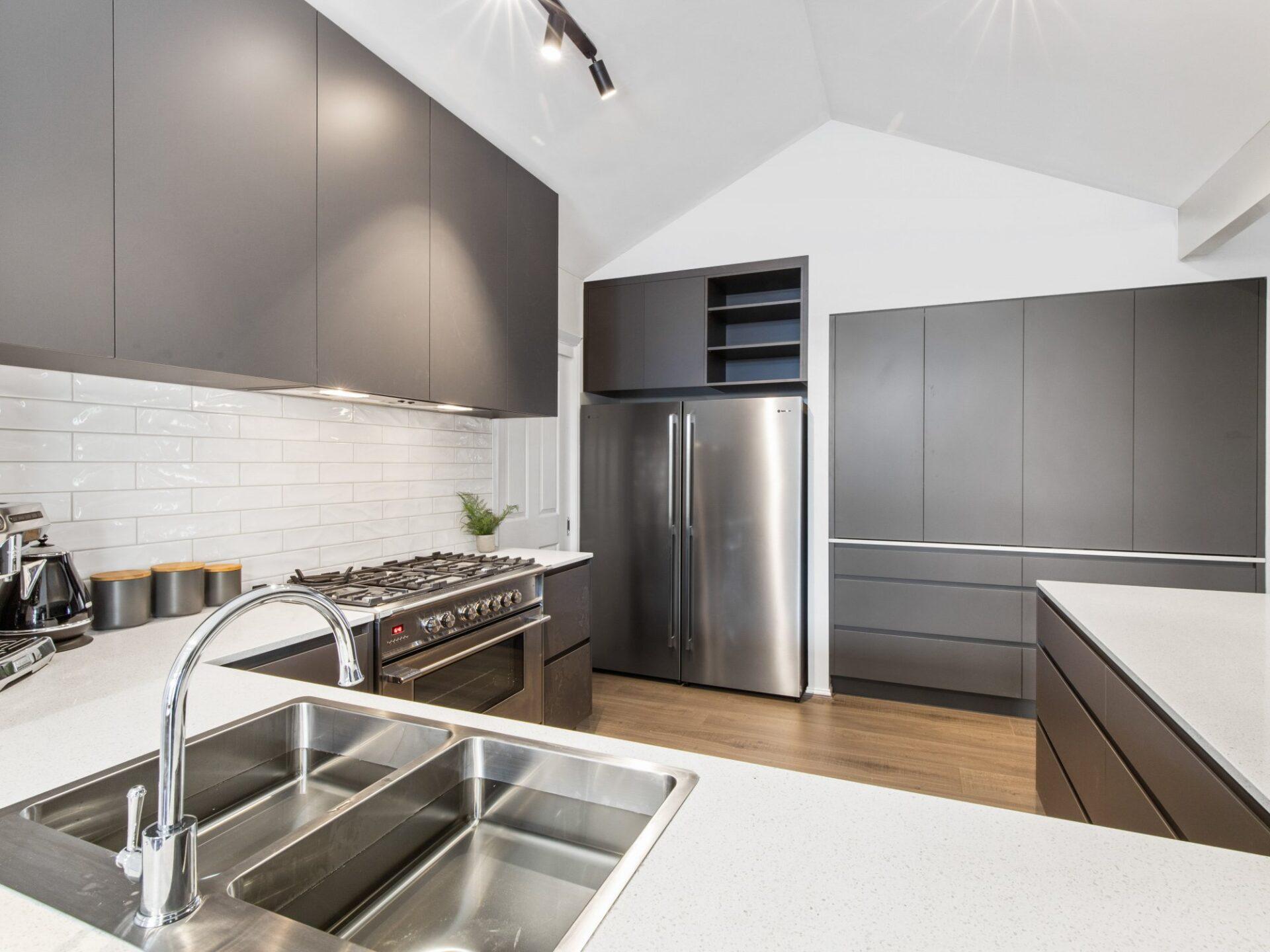 Kitchen Storage Renovations - Bayview Renovations