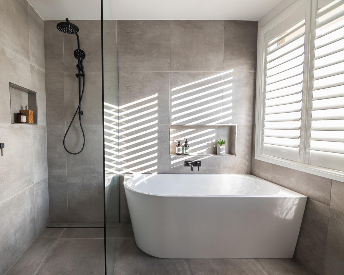 Shower & Bathtub Renovations Services - Bayview Renovations