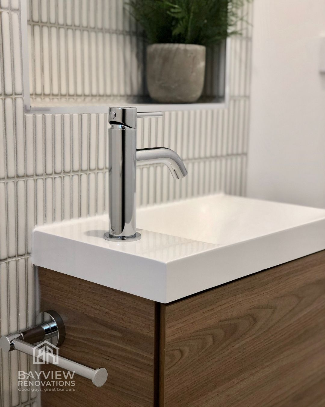 Bathroom Basin Renovations - Bayview Renovations