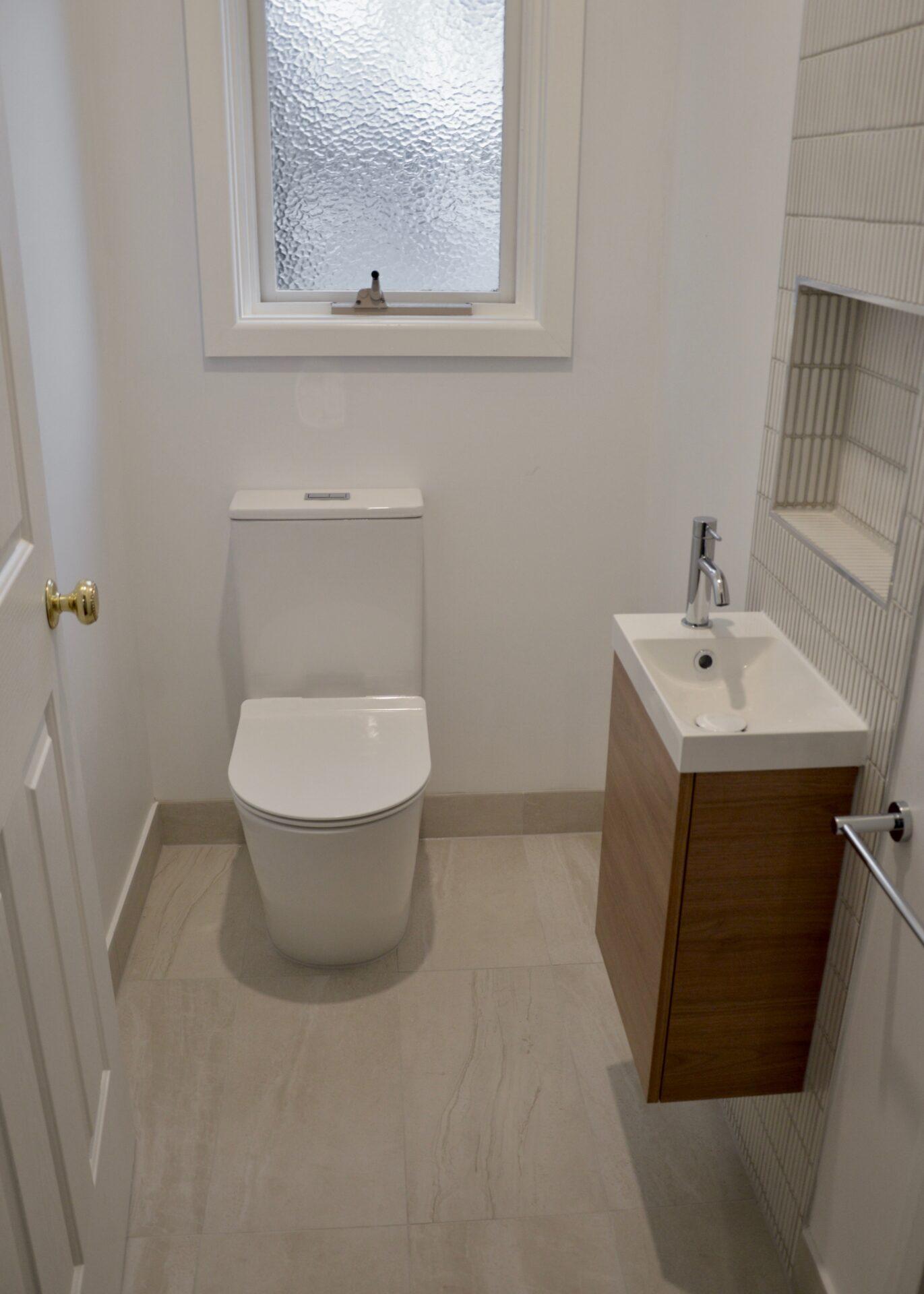 Hilton Street Bathroom Renovation Services - Bayview Renovations